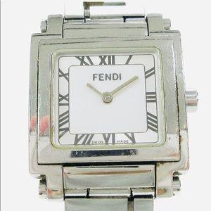 Fendi 6000L Orologi Quartz Watch